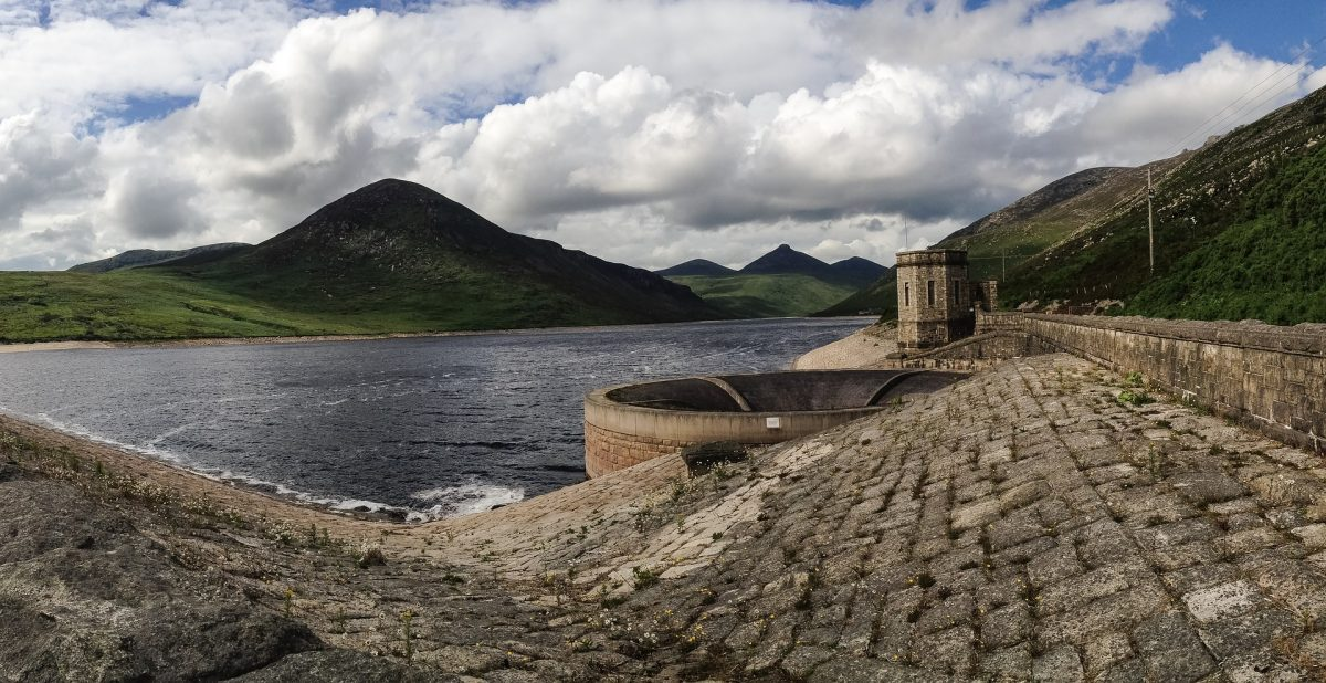 Silent Valley Reservoir, Northern Ireland